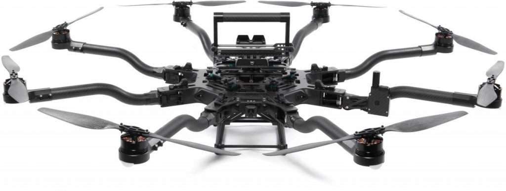 drones that can carry things - Freefly Systems ALTA 8