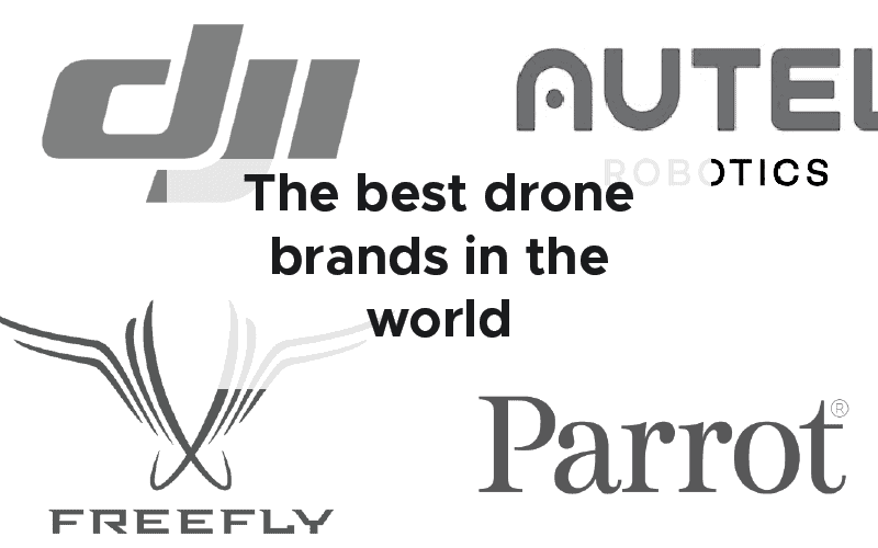 best drone brands in the world